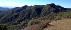 Running the Ridge in Ojai: A Long Trail Takes Me Above and Beyond the Familiar