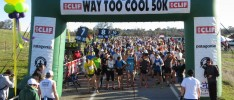Way Too Cool 2013 Race Report: A Few Crappy Miles, But Overall Just Right
