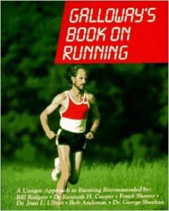 Galloway Book on Running cover