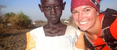 An Ultra Race Against Hunger and Violence: Q&A with Ultrarunner Stephanie Case in South Sudan