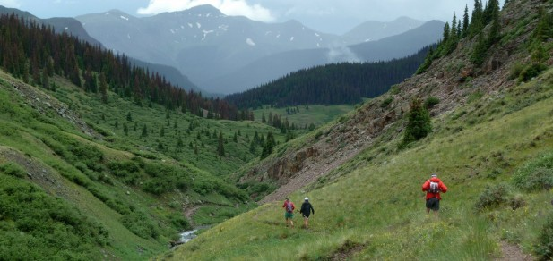Report from the 2014 Hardrock 100, Part 2: Extreme Highs and Slows