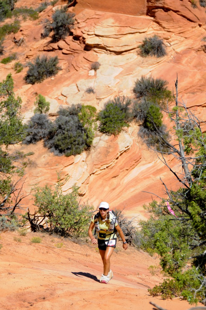 hiking out of canyon Stage 4