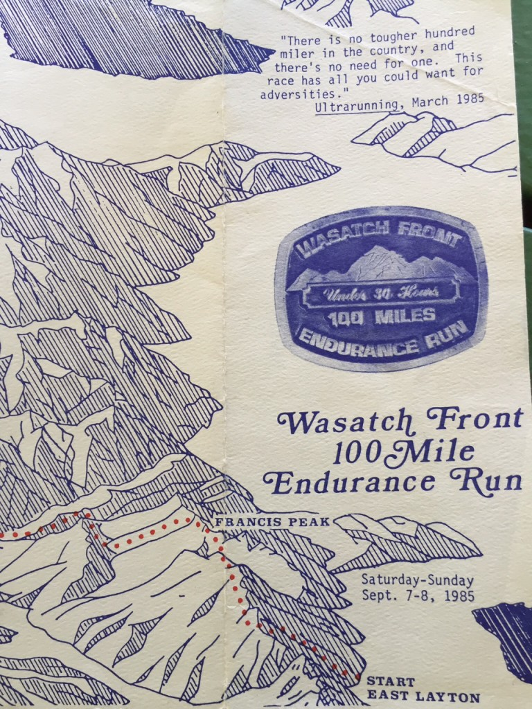 Wasatch brochure from 1985
