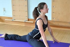 yoga for runnerscaitlin smith how yoga helps a top