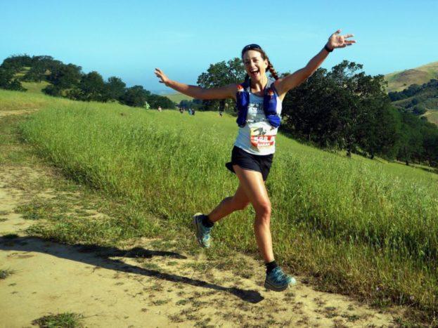 happy in Mt Diablo Half Marathon April 2015 (1)